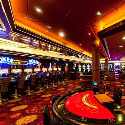 Royal caribbean casino mgm